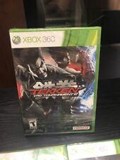 Tekken Tag Tournament 2 (Microsoft Xbox 360, 2012) BRAND NEW
