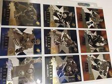 05/06 SPx SPXCITEMENT LEGENDS Hockey /499, /99. 20 Card Lot