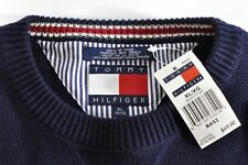 NOS Vintage Tommy Hillfiger Sweater Mens XL