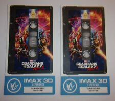 (2) Guardians Of The Galaxy Vol. 2 IMAX Regal Collectible Movie Ticket Cards