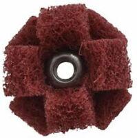 "3M-Standard Abrasive Buff /& Blend Cross Buff 1-1//2/"" 3-PLY MED Part Number 725005"