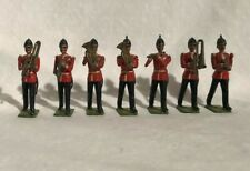 Britains Band Of The Line Figures. Lead Soldiers
