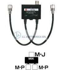 DIAMOND MX-62M DUPLEXER HF/50-144/430  serie  con cavi PL-O239 cod.800034