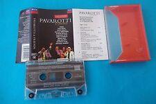 """PAVAROTTI & FRIENDS -STING- ZUCCHERO-DALLA...MUSICASSETTA K7"""" NUOVA"""