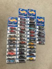 2000 HOT WHEELS Complete First Editions  Set LOT OF 41 TRUCKS CARS STREET RODS