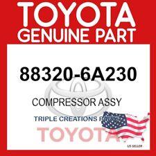 GENUINE Toyota 88320-6A230 COMPRESSOR ASSY, COOLER 883206A230 OEM