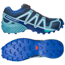 Salomon SPEEDCROSS 4 GTX W Damen Laufschuhe Trailrunning Schuhe GORETEX 38 Neu
