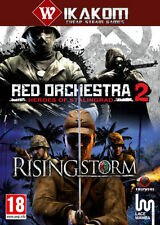 Red Orchestra 2: Heroes of Stalingrad avec Rising Storm Steam Digital Game ** FAS