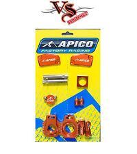 APICO FACTORY BLING PACK KIT KTM FREERIDE 250 14-17, MOTOCROSS MX ORANGE