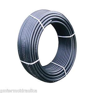 Tubo Polietilene PN 16 D 20 mm Rotololo 50/100 MT Acqua Potabile Qualità ottima