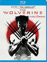 The Wolverine (Blu-ray/DVD, 2013, 2-Disc Set, Canadian) BRAND NEW SEALED