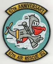 USAF 67th Special Operations Squadron 67th Anniversary patch on ve/cro