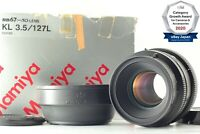 【TOP MINT in BOX】 Mamiya K/L KL 127mm f/3.5 L For RB67 Pro S SD From Japan 1233