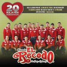 Banda El Recodo De C - 20 Kilates Romanticos [New CD]