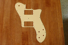 PICKGUARD CREAM/AGED WHITE 3 PLY FOR TELECASTER CLASSIC SERIES 72 DELUXE
