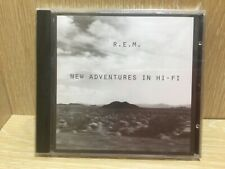 R.E.M New Adventures in Hi-Fi CD New & Sealed
