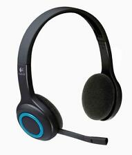 H600 Over-The-Head Foldable Wireless Computer Headset by Logitech