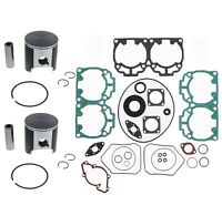 Ski-Doo MXZ 700 Pistons Full Gasket Kit Bearings Crank Seals 78mm 2000 2001 2002
