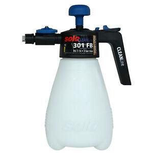 SOLO snow foam pressure sprayer with pump & Tank 301-FB varioFOAM car & garden