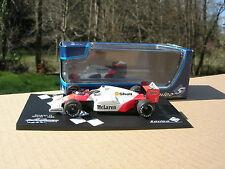 Solido 1/43 Formule 1 MC Laren Mp4/2c N°1 Année 1986 Alain Prost