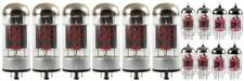 Ampeg SVT -VR - New PREM JJ ELEC Full Tube Replace Set