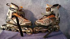 Rollerblade Bio Dynamic Inline Skates Rollerblades Men's Size 10