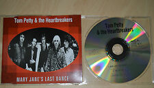 Tom Petty and heartbreakers - Mary Jane's last dance. CD-Single (CP1708)