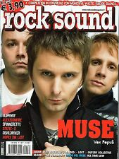 Rock Sound.The Muse,Alexisonfire,Slipknot,Spinnerette,DevilDriver,Static-X,iii