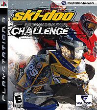 Ski-Doo: Snowmobile Challenge (Sony PlayStation 3, 2009)