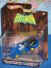 HOT WHEELS BATMAN 1980S BATMOBILE X3082 **BRAND NEW & RARE**