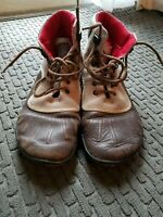 Terra Plana Boots Vivobarefoot