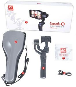 Smooth Q Gimbal For Handphones Super Steady