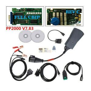 Lexia3/PP2000 Diagbox V7.83 Interface Diagnostic OBD2 Full Chip Citroen Peugeot