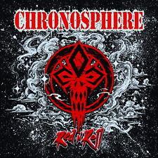 CHRONOSPHERE-RED N' ROLL-CD-IMPORT-thrash-metal-violator-hatchet-homo sapiens
