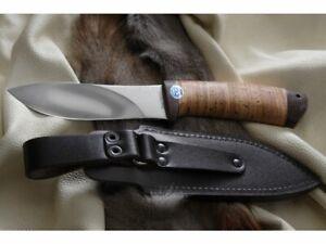 Russisches Messer, Jagdmesser A&R Zlatoust -- Gepard Kork