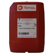 Total QUARTZ 9000 ENERGY 5W-40 20 Litro Bidone