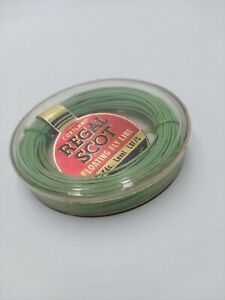 Vintage New old stock Cortland Regal Scot Floating Fly Line 25 Yd 4 fly rod lure