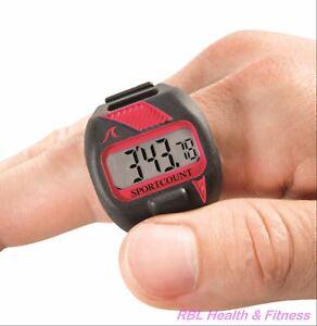 SPORTCOUNT Chrono 200 Ring Lap Counter Timer - Run Swim USRPT