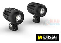 Denali DM LED Light Kit Motorcycle TriOptic Lights with DataDim Technology