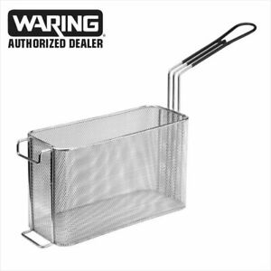 Waring 036364 WPC100 Rectangle Basket Electric Countertop Pasta Cooker Genuine