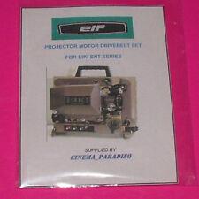 ELF EIKI SNT-1 SNT-2 SNT-3 16mm PROJECTOR MOTOR DRIVE PULLEY BELT
