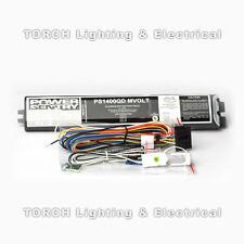 Lithonia POWER SENTRY EMERGENCY BACKUP BATTERY PACK Fluorescent PS1400QD Ballast