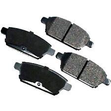 MAZDA MERCURY BRAKE PADS REAR Semi-Metallic Mazda 6 Milan 2006-2013 REAR