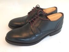 Men's Ted Baker Black Leather Oxford Shoes size 10