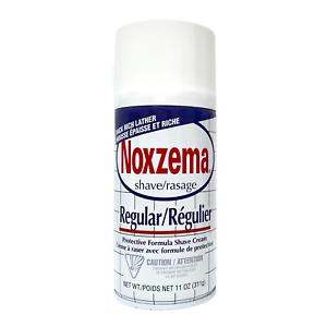 Noxzema Regular Shave Cream Shaving Cream 11 oz HTF New