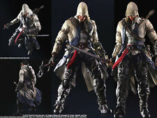 Play Arts Kai Assassin's Creed 3 Connor Kenway Figure Figurine No Box