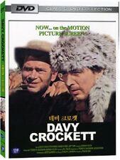 Davy Crockett: King of the Wild Frontier (1955) Fess Parker, Buddy Ebse DVD *NEW
