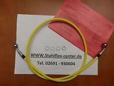 STAHLFLEX 106cm Einzelleitung mit TÜV Bremsleitung Bremse 106 cm NEU  C325