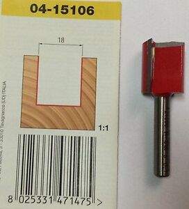 Frese Freud pro pantografo HM a taglienti diritti fresatrice legno 0415106