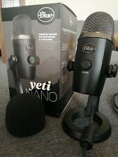 Blue Mic Yeti Nano USB Mikrofon